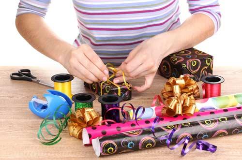 Christmas Wrapping Marketing Bristol