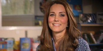 Duchess of Cambridge Childrens Mental Health Week