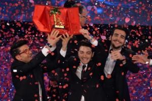 Il Vole Grande Amoure San Remo Eurovision Song Contest 2015