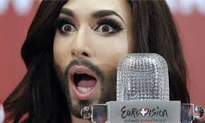 Conchita Wurst Eurovision Song Contest Winner 2014