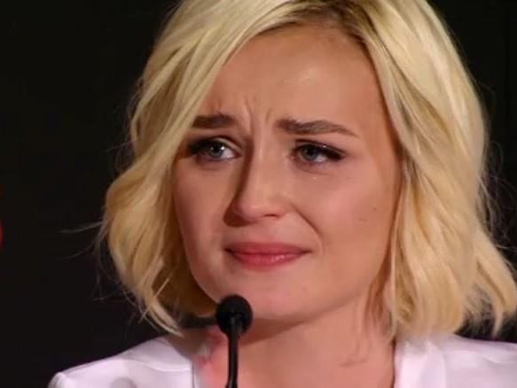 Polina Gagarina Russia Eurovision Song Contest 2015