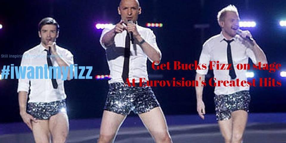 Lithuania Eurovision Song Contest Bucks Fizz Campaign
