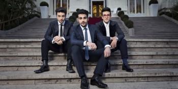Il Volo Grande Amore Italy Eurovision Song Contest 2015